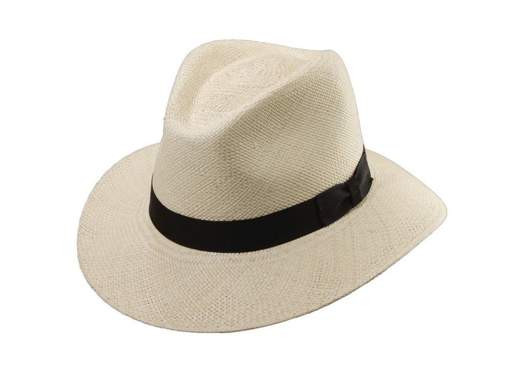 Panama Straw Safari Hat, Scala.