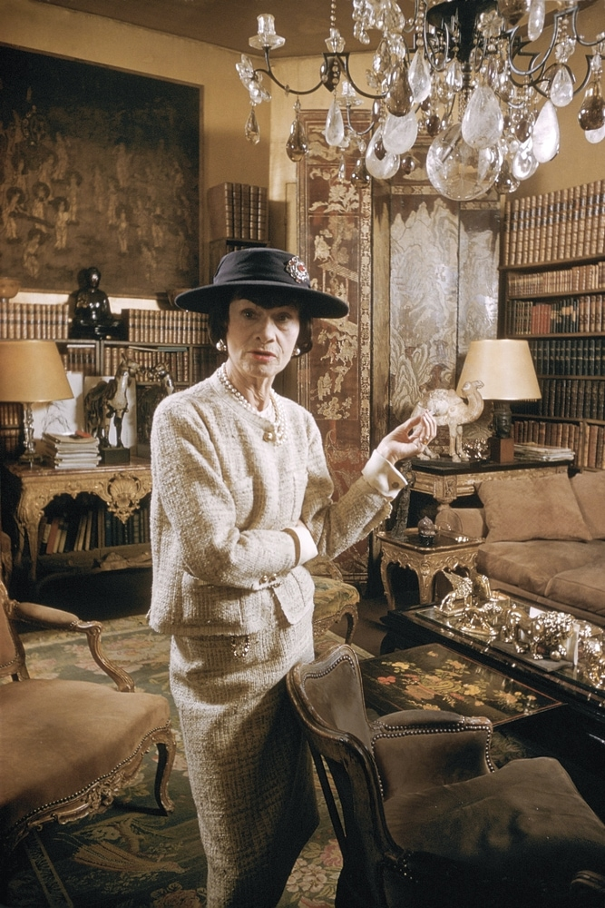A New Book on Coco Chanel Reveals Another Side of the Iconic