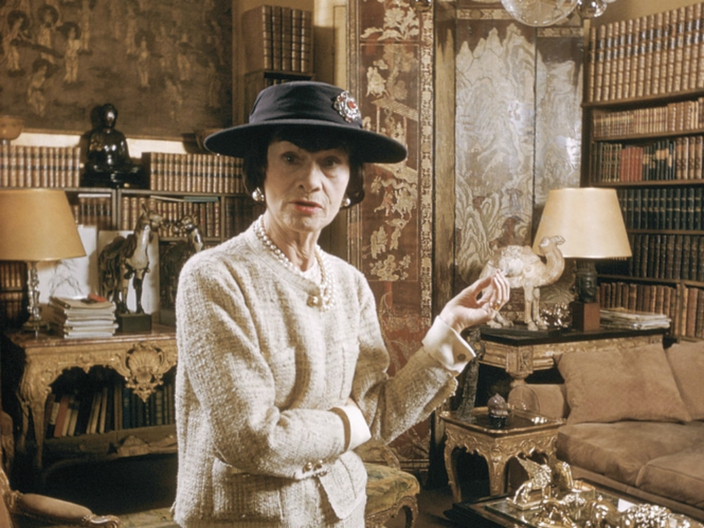 A New Book On Coco Chanel Reveals Another Side Of The Iconic Fashion Designer