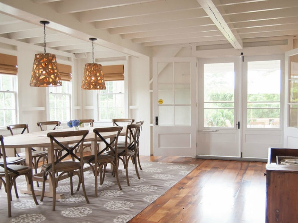 Choosing The Right Rug For Dining Room