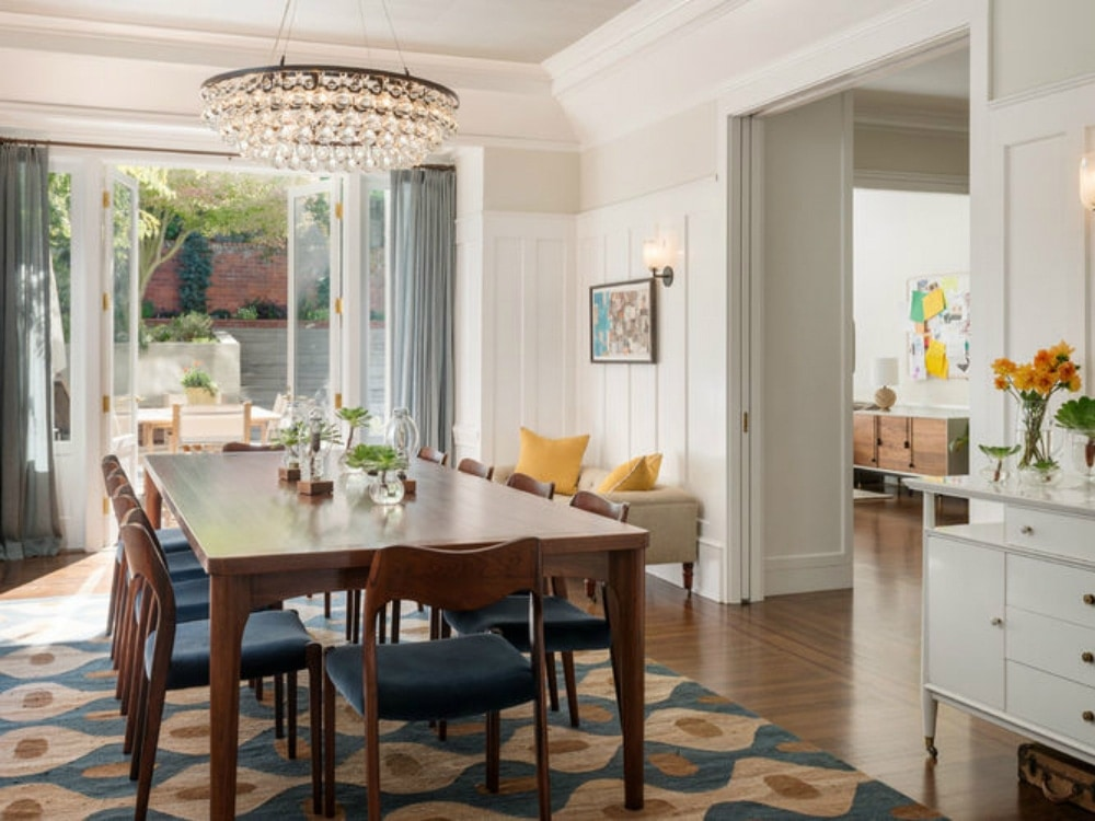 Your Guide To Choosing The Right Rug For The Dining Room