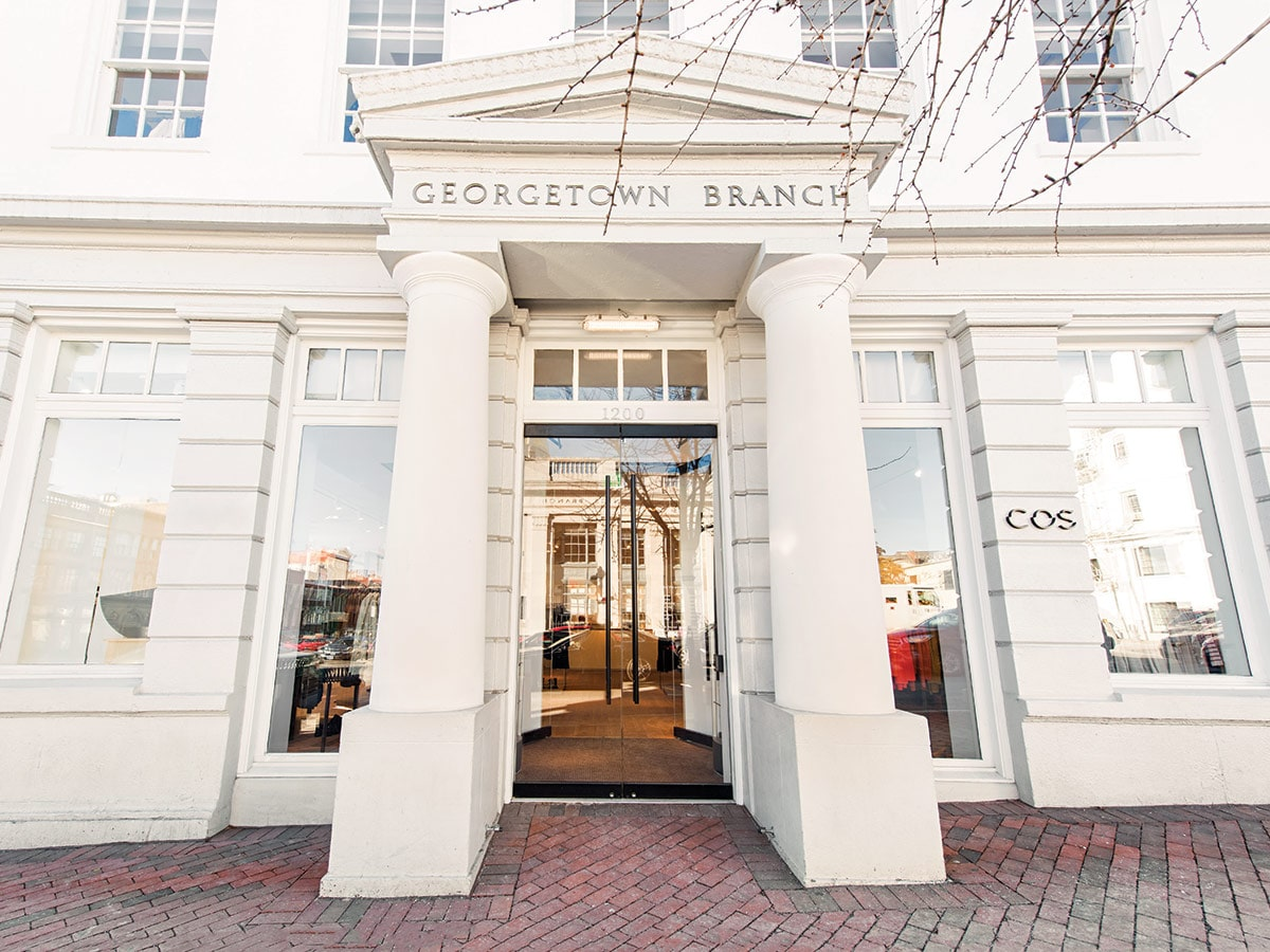 d8bafab33f0d Georgetown's Shopping Scene Gets a Major Upgrade with These New ...