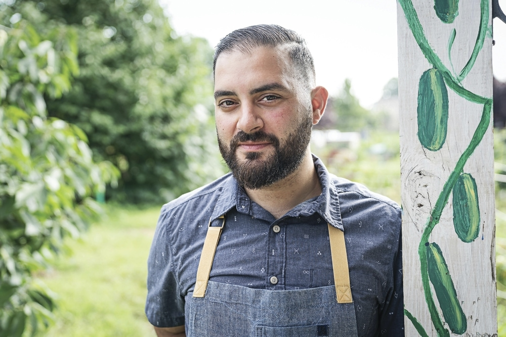 Chef Michel Lee Rafidi Dishes on the Inspiration Behind His New D.C. Restaurant, Albi