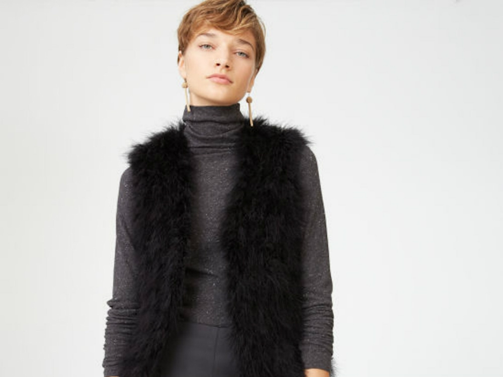 club-monaco-feather-vest
