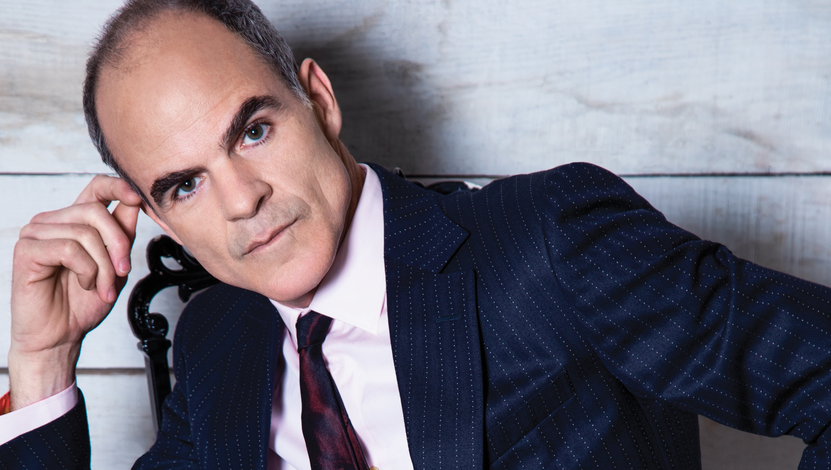 Michael Kelly on 'House of Cards', Politics & Lobbying on Capitol Hill