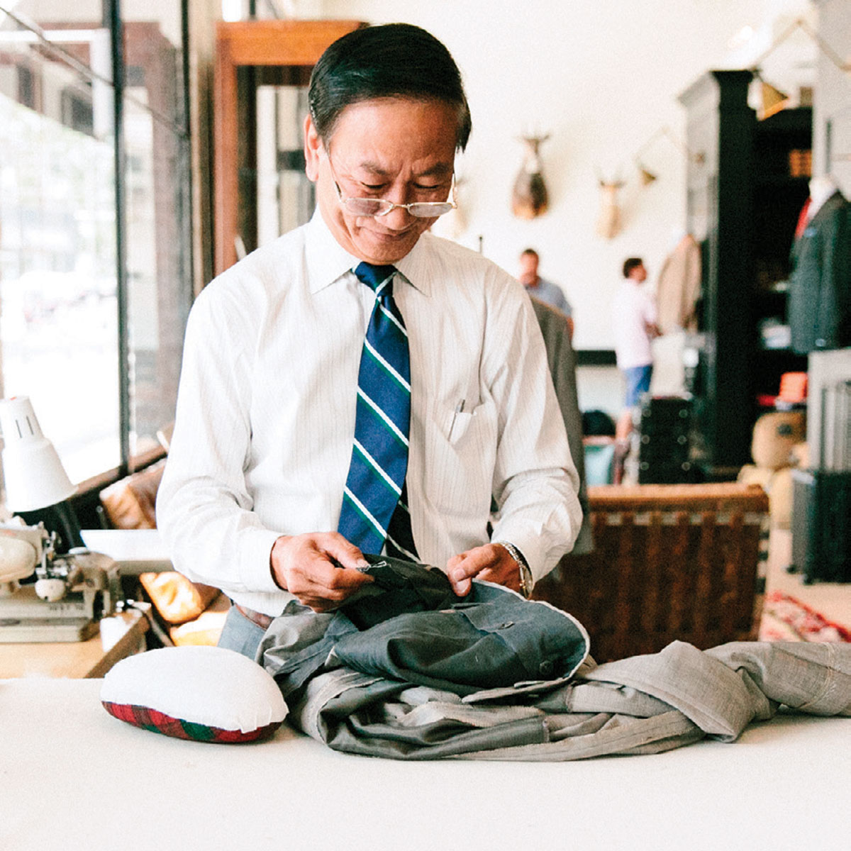 7 Men S Bespoke Boutiques To Visit This Fall