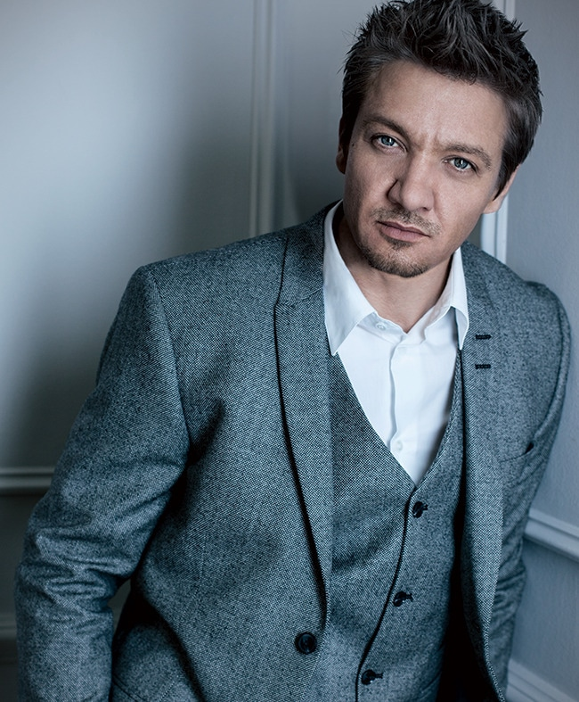 3 - Jeremy Renner Talks 'Kill the Messenger,'…